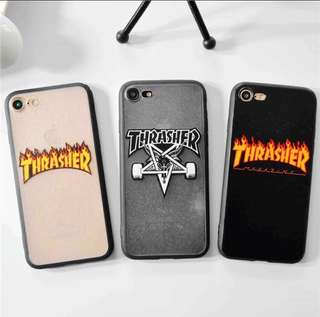 Thrasher iphone case's