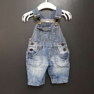 Baby Jeans Overall