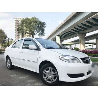 Toyota VIOS 恆溫 安全氣囊 倒車雷達 1.5L省稅金可全額貸 ALTIS Mazda3 CIVIC 超低月付款強力過件