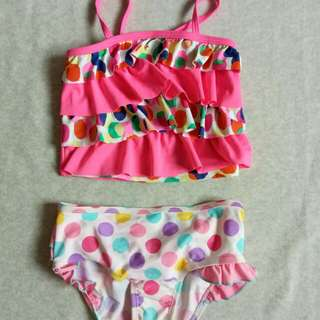 Kids 2 piece swimsuit HMP2927