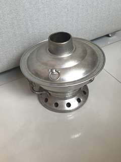 Vintage Charcoal Steamboat for sale @$100