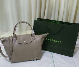 LONGCHAMP CUIR MIRROR