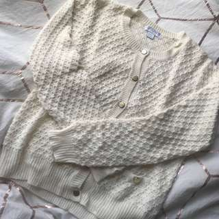 COTTON ON Size 6 Vanilla Jumper
