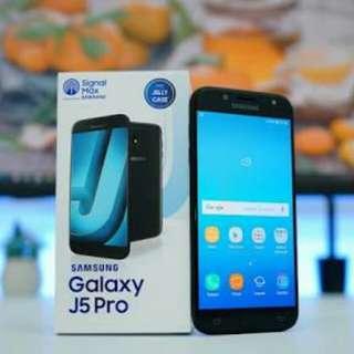 Samsung J5 pro bisa kredit proses 3menit bunga 0% free kouta