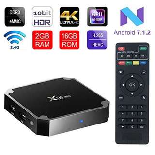 Android Tv Box (X96 MINI)