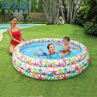 intex star pool size 168cmX 40cm php1100