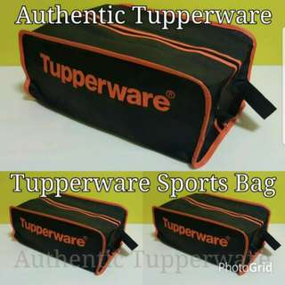 Authentic Tupperware Sports Bag Free Postage Retail Price S$12.50 Selling $6 bag bag