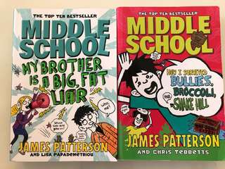Middle School - My Brother is a Big, Fat Liar | How I Survived Bullies, Broccoli, and Snake Hill