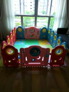 Brand New Playpen 152cm x 187cm with Free Delivery