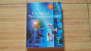 Clinical Neuroanatomy (Snell) 7th edition
