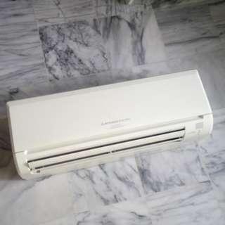 Mitsubishi Starmex aircon fan coil $180 only