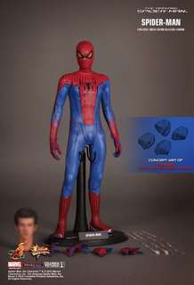 Hot Toys The Amazing Spider Man 1