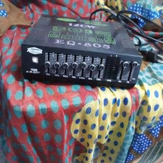 音量調整器