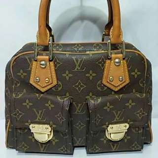 SUPERSALE!!! Louis Vuitton LV Manhattan PM
