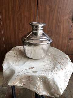Stainless Steel Lota / Pot / Vase / Jug