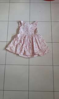 Girls dress 5y