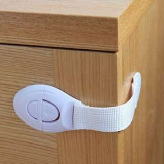 48623 Child Kids Multi-functional Protector Strap Safety Drawer Door Cabinet Lock