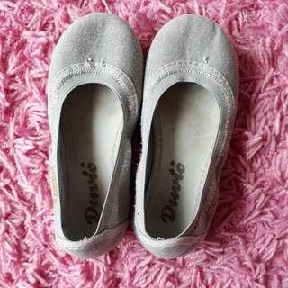 Duvic Girl's Ballerina Flats Shoes