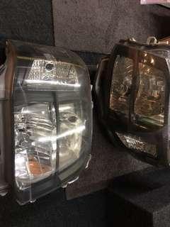 Toyota hiace Depo hid headlight