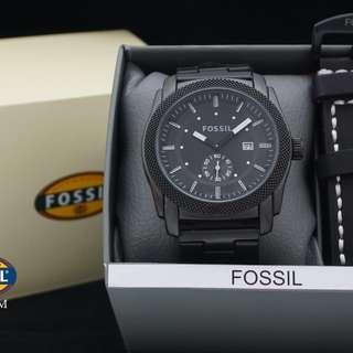 Fossil date crono second