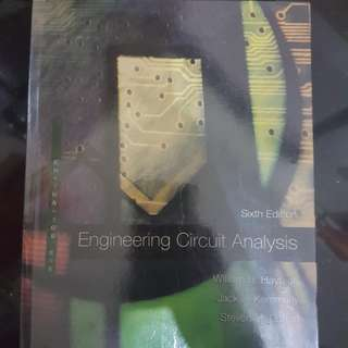 Engineering Circuit Analysis (Sixth Edition)