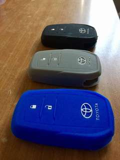 Toyota Revo Silicone Key Cover 2 Button