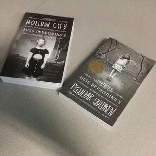 [30% OFF!] HOLLOW CITY: MISS PEREGRINE'S PECULIAR CHILDREN BOOKS