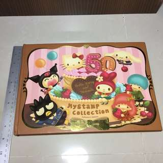 Sanrio My Stamp Collection 50th Anniversary Hello Kitty and Friends Collector's Edition (Singpost) #easter20