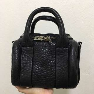 Alexander Wang mini rockie bag
