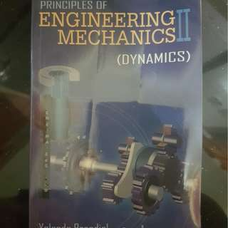 Principles of  Engineering Mechanics II (Dynamics)