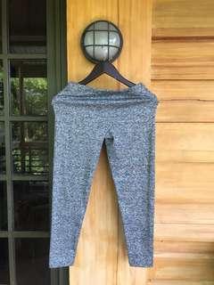 Grey comfy leggings