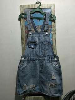 maong Jumper skirt (best for summer OOTD!!)