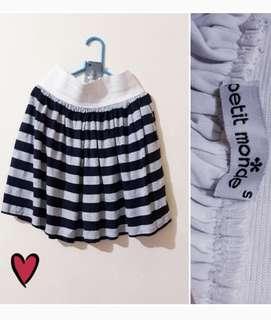 Petite Monde Mini Skirt