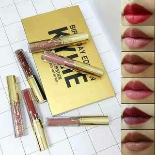 Kylie Birthday Edition - Lippies