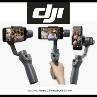 DJI OSMO Mobile ll Smartphone Gimbal