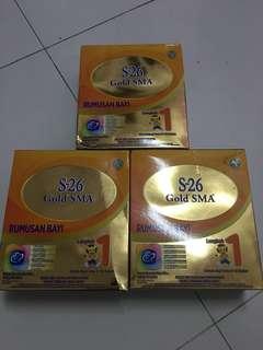S-26 Gold SMA