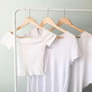 White tshirts