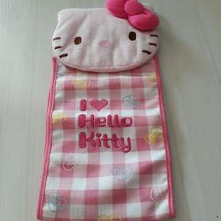 Hello Kitty Toilet roll holder
