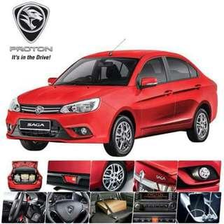 Proton Saga 1.3 VVT Auto