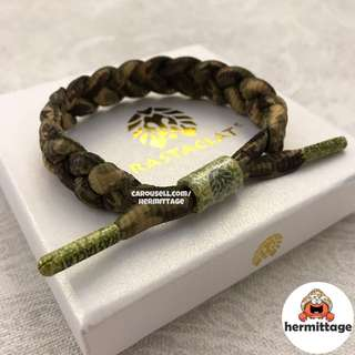 [AUTHENTIC] Woodland Camo Rastaclat