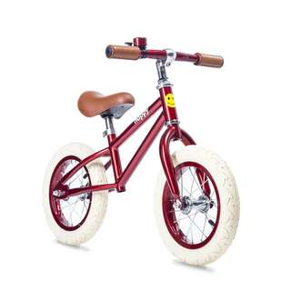 BNIB Happy Bikes Balance Bike - Montana (Red)
