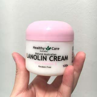 Lanolin cream original 100% australia