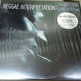 Jeremy Taylor – Reggae Interpretation Of Kind Of Blue - Vinyl Record LP