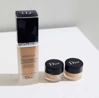 DIOR FOREVER FOUNDATION (shared in jar)