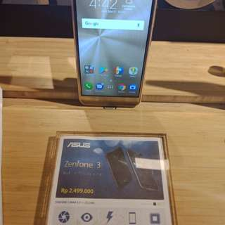 Asus Zenfone 3, BISA CICILN TNPA CC BUNGA 0%