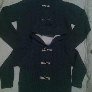preloved Terranova Knitted Hoody