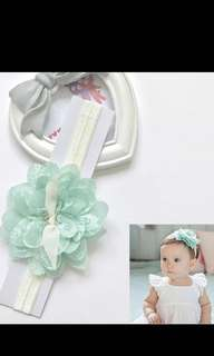 Baby Girl flower Hairband