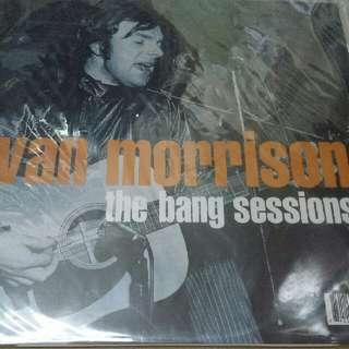 Van Morrison–The Bang Sessions - Vinyl Record LP - White Vinyl