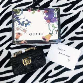 READY STOCK Gucci GG Marmont