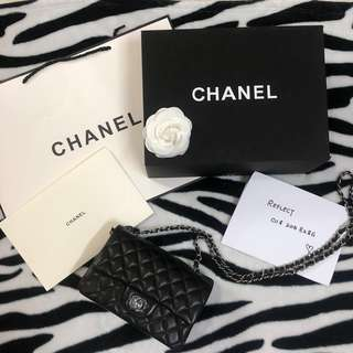READY STOCK LAST ONE‼️ Chanel Mini Flap Bag
